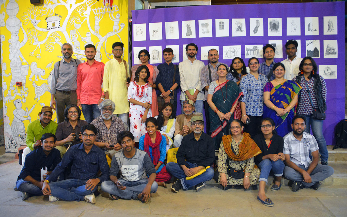 Glimpses of Riyaaz 2017 batch and their work
