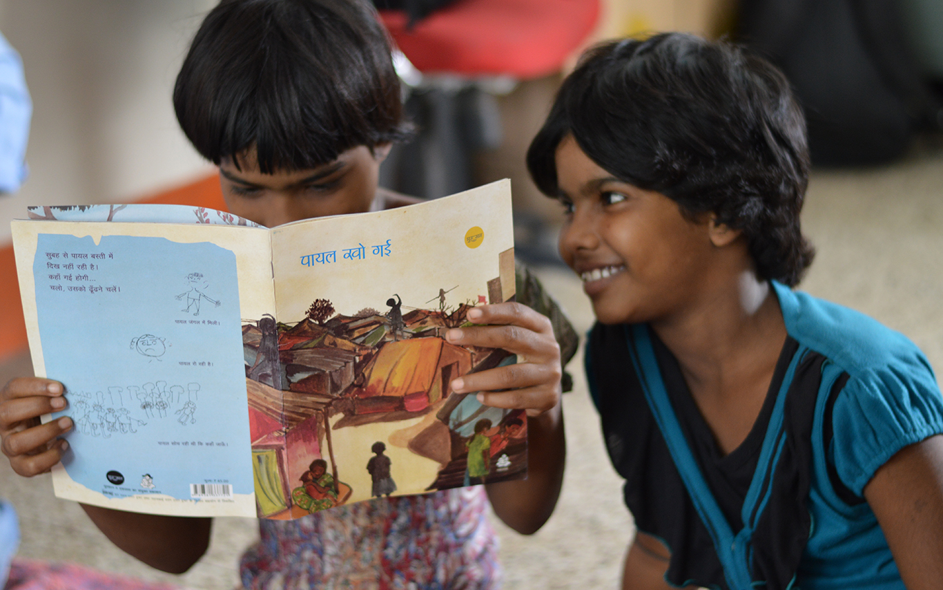 Parag Tata Trust Supporting Children's books | Parag